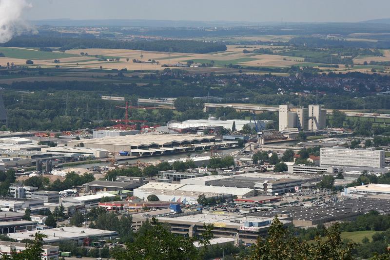 Verkehrslage Heilbronn